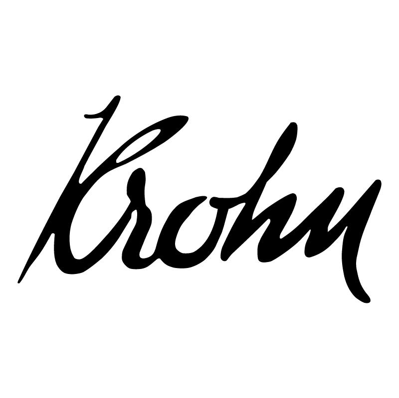 Krohn vector
