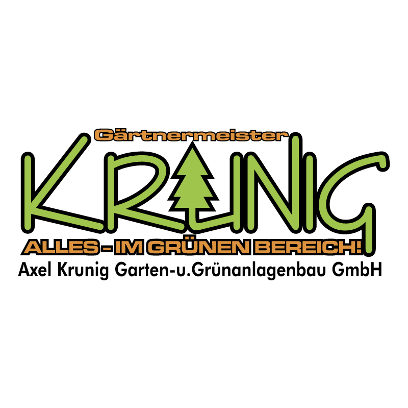 Krunig vector logo