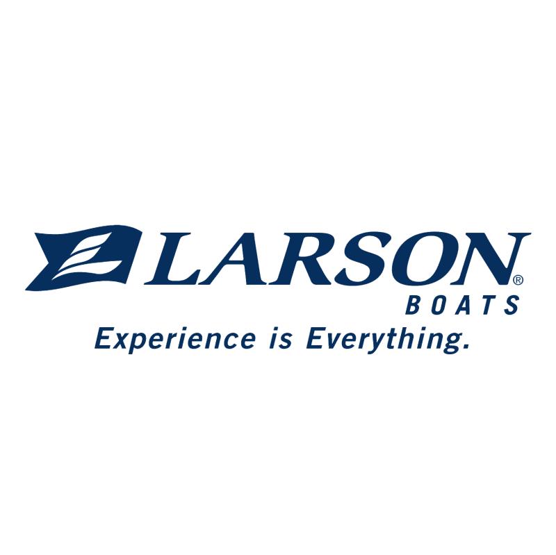 Larson Boats vector