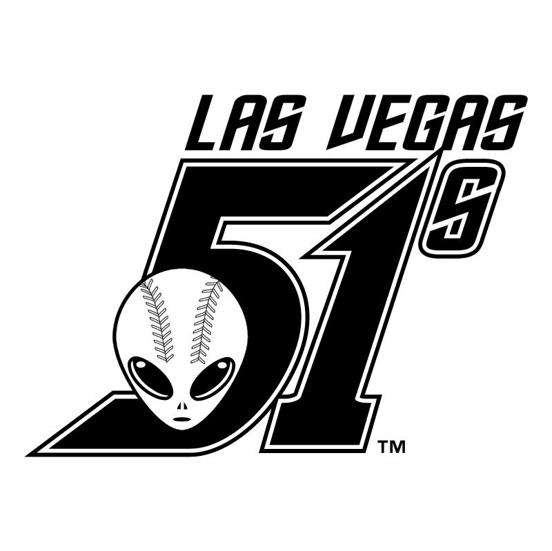 Las Vegas 51s vector