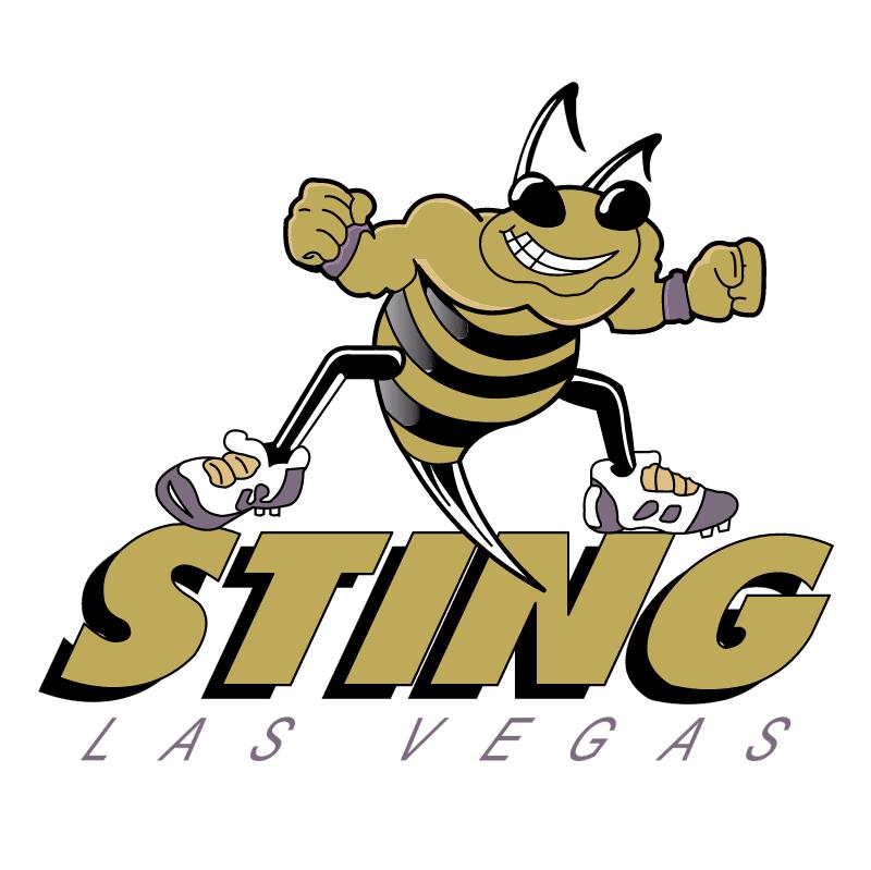 Las Vegas Sting vector