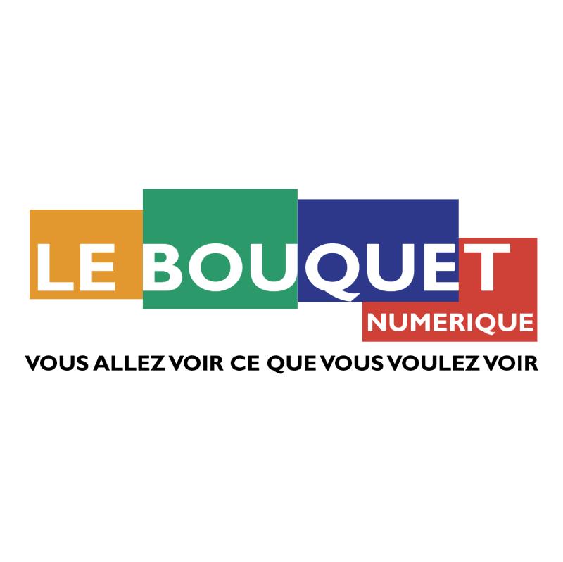 Le Bouquet Numerique vector