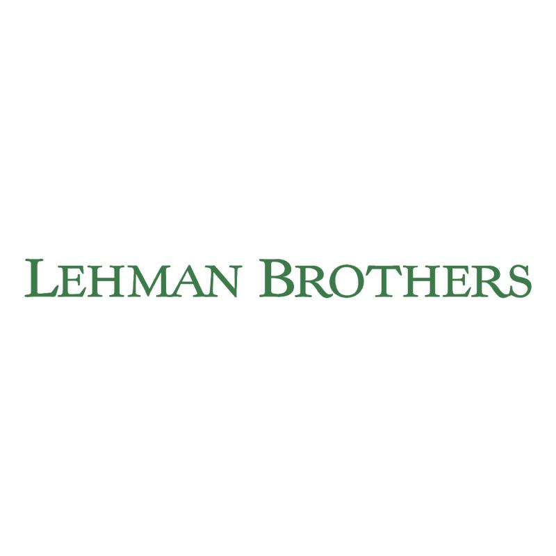 Lehman Brothers vector
