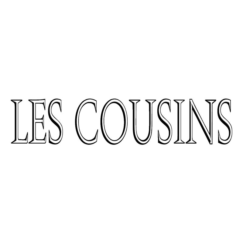 Les Cousins vector