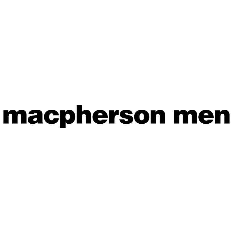 Macpherson Men vector