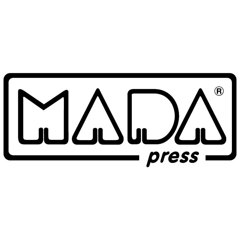 Mada Press vector logo