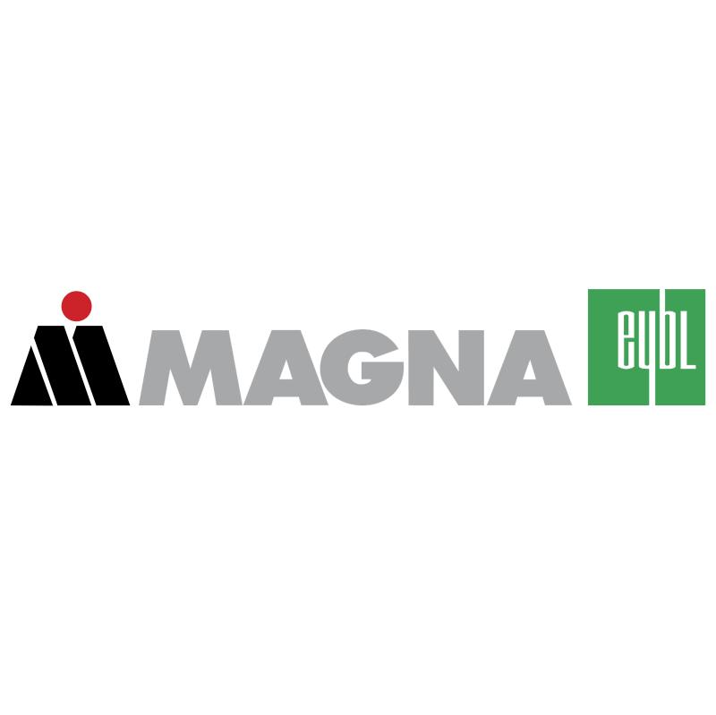Magna Eybl vector logo