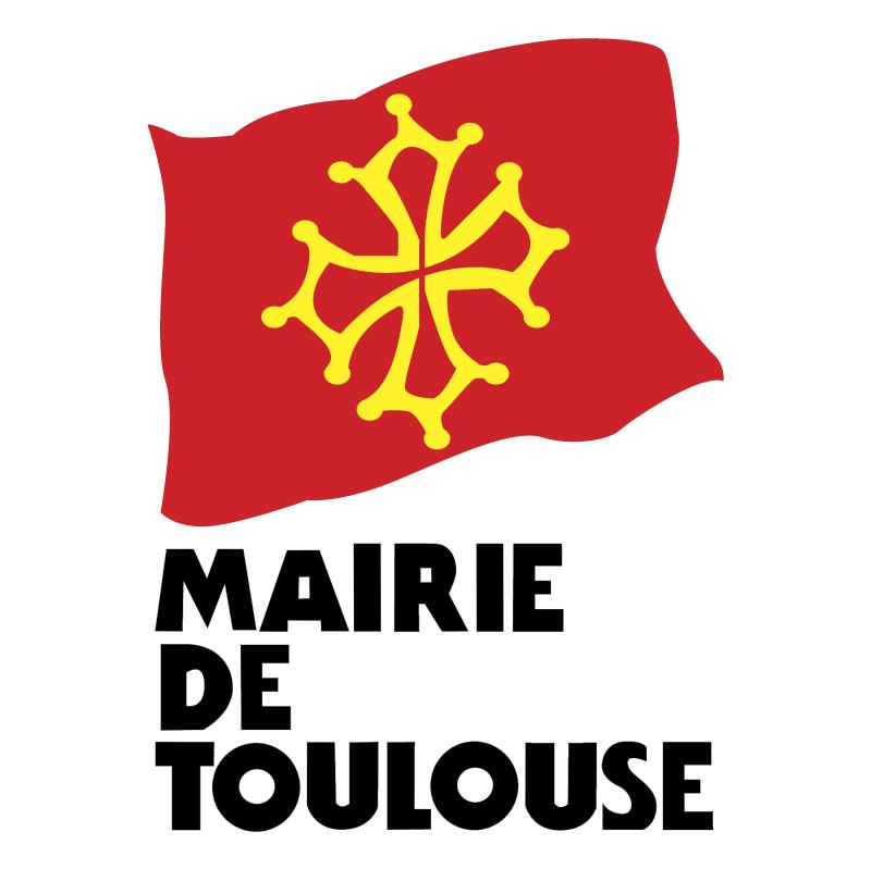 Mairie De Toulouse vector