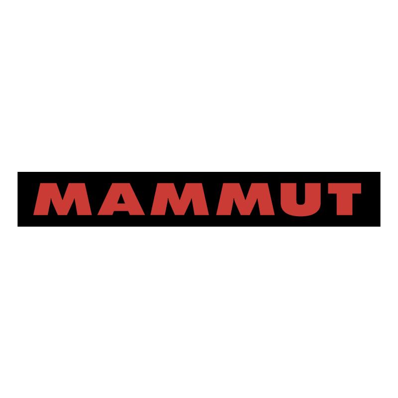 Mammut vector