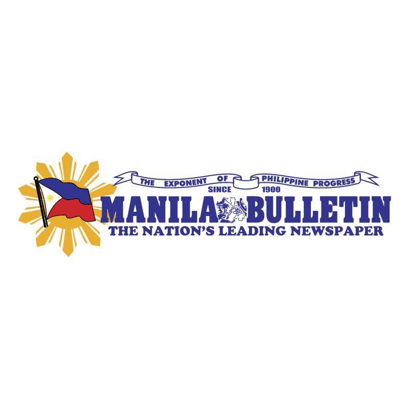 Manila Bulletin vector