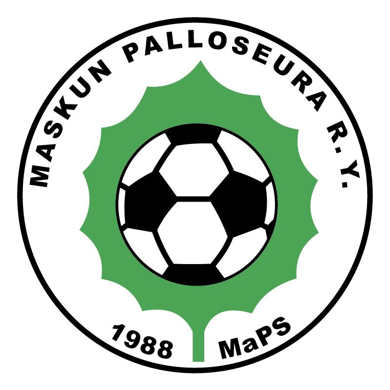 MaPS Maskun Palloseura R Y vector