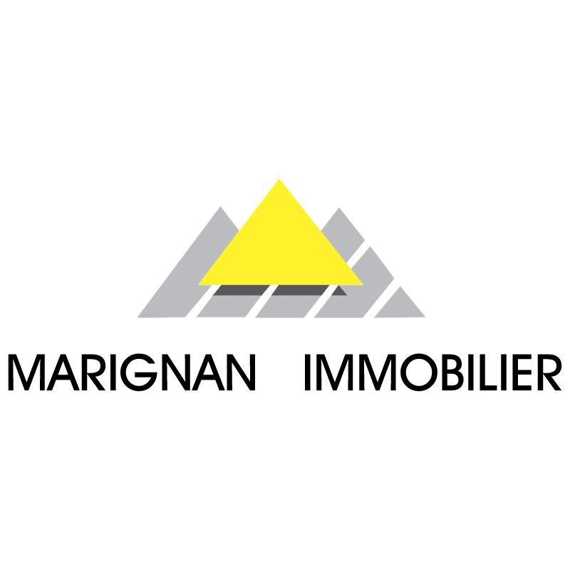 Marignan Immobilier vector
