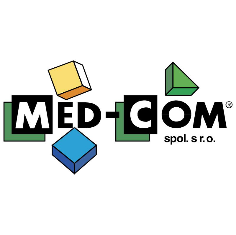 Med Com vector