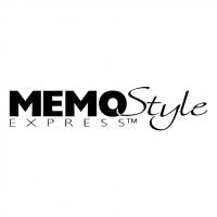 MemoStyle Express vector