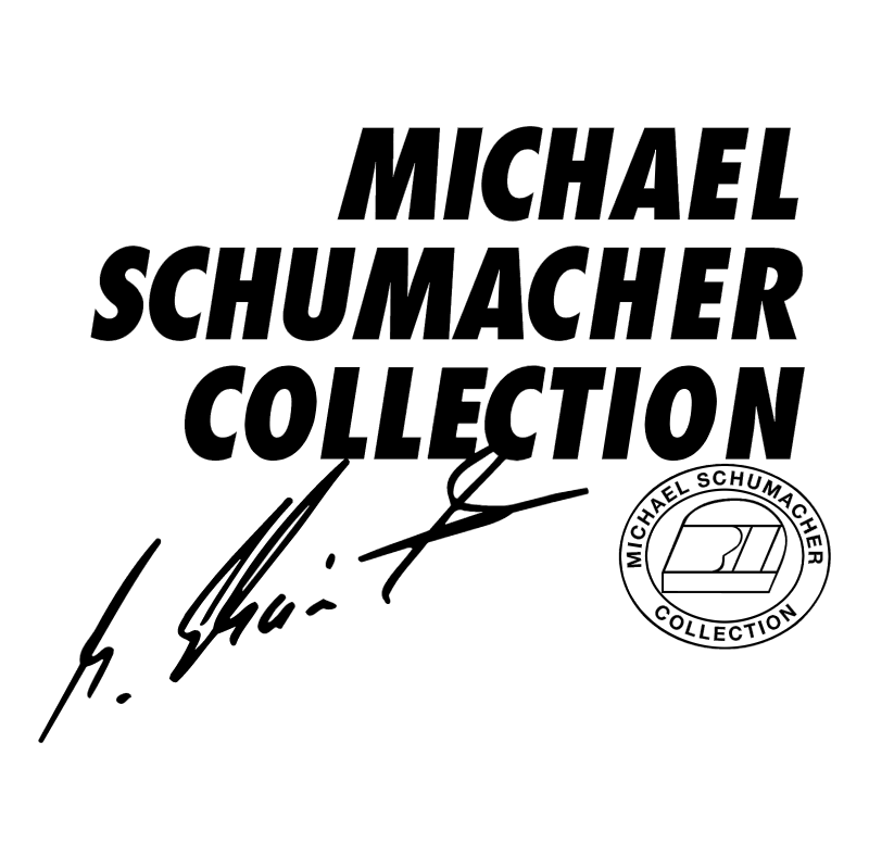 Michael Schumacher Collection vector