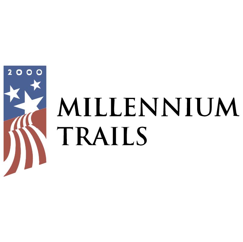 Millennium Trails vector