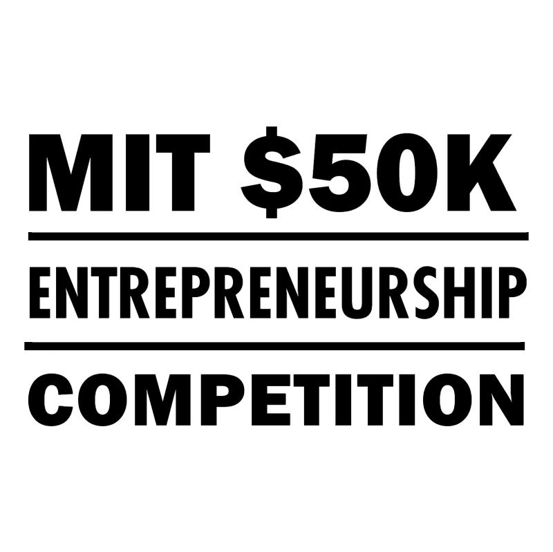 MIT 50K Entrepreneurship Competition vector