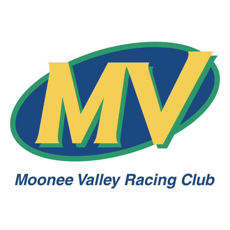 Moonee Valley Race vector