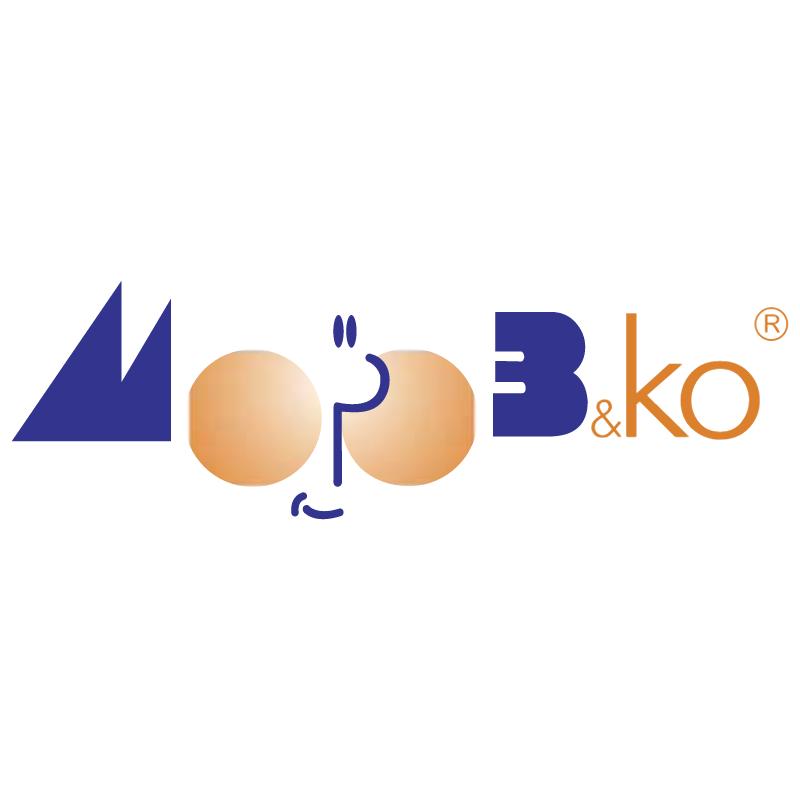 Moroz&ko vector logo