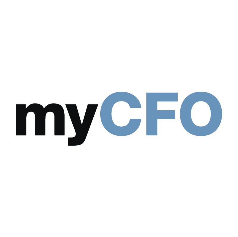 myCFO vector logo