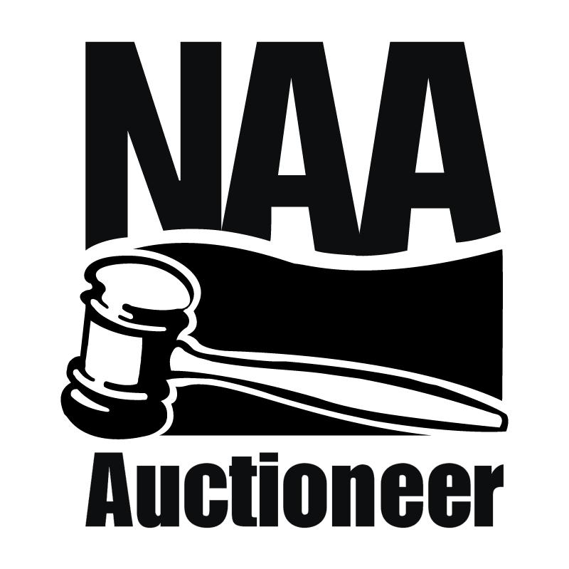 NAA Auctioneer vector