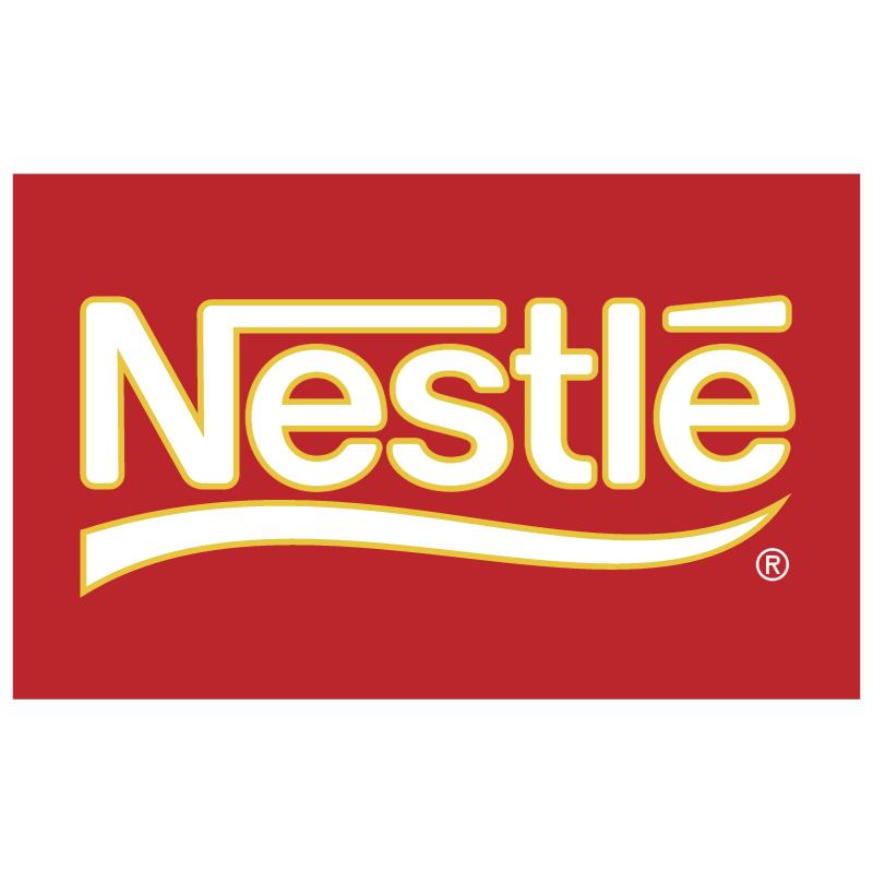 Nestle Chocolate vector