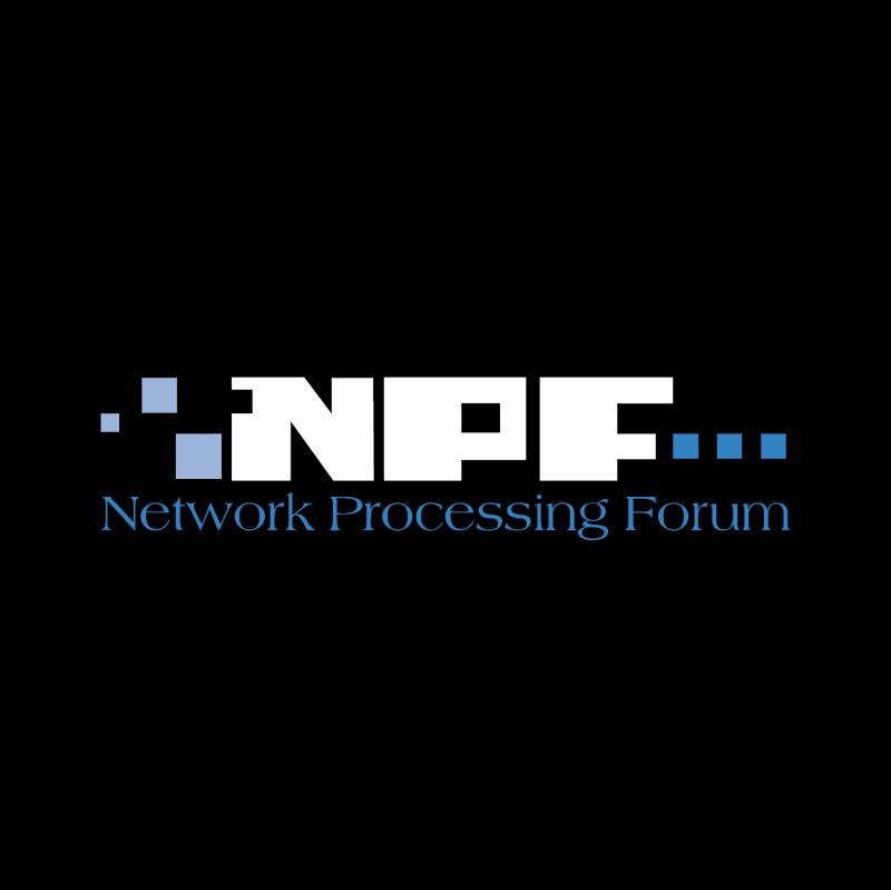 NPF vector logo