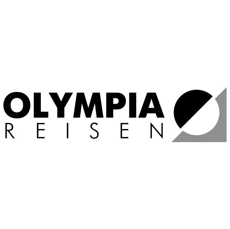 Olympia Reisen vector