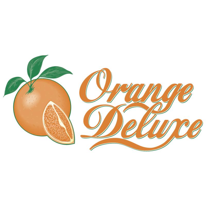 Orange Deluxe vector