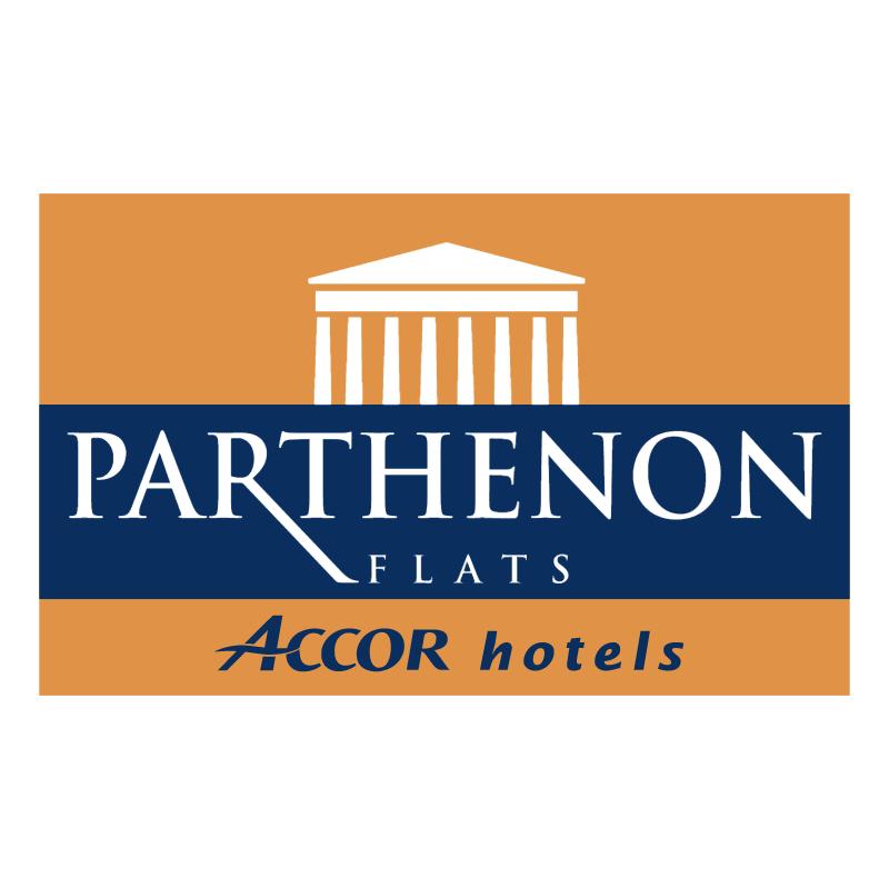 Parthenon Flats vector