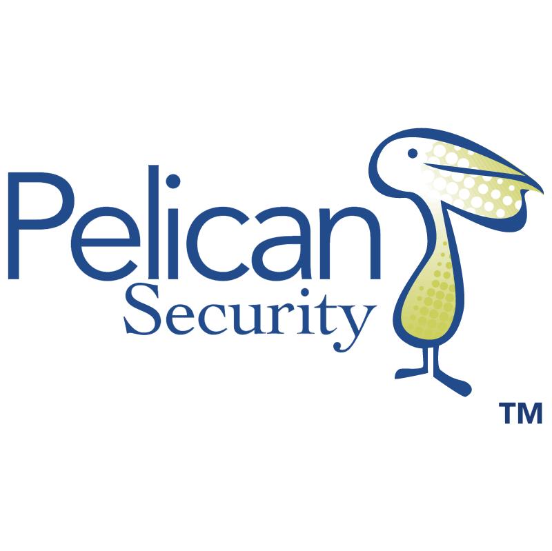 Pelican Security vector logo