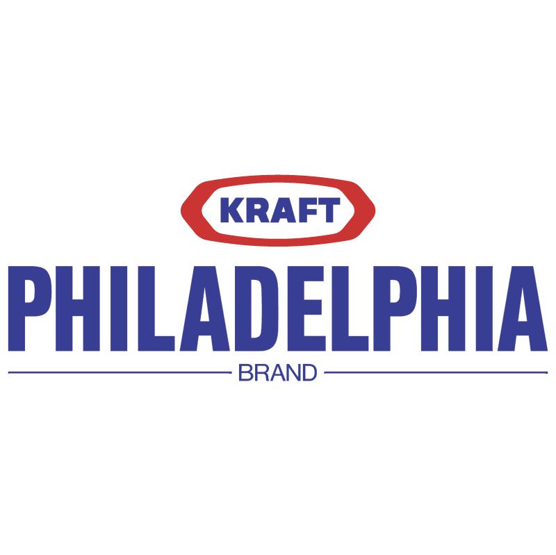 Philadelphia Kraft vector