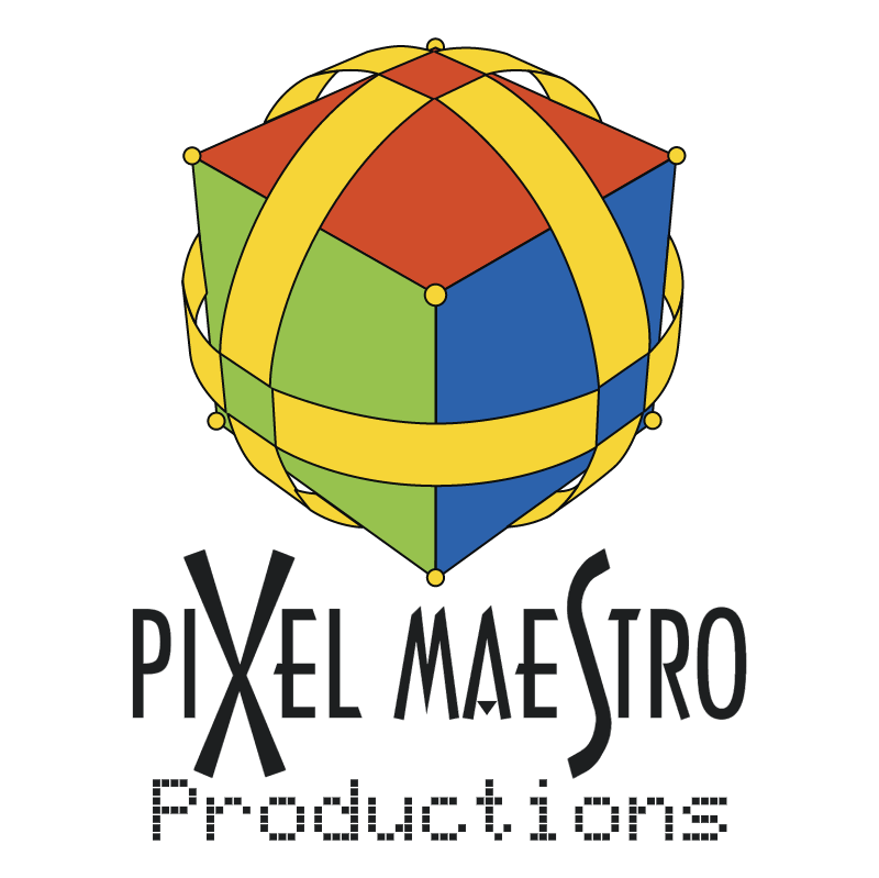 Pixel Maestro Productions vector