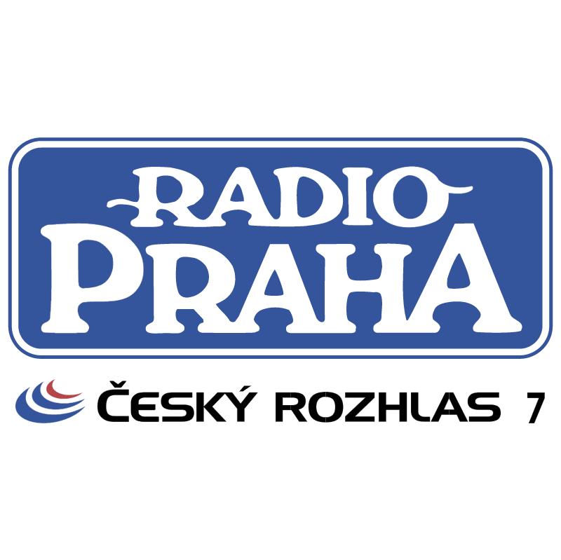 Praha vector logo