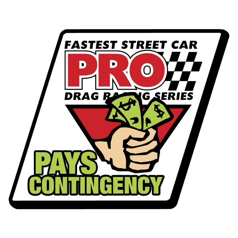 PRO Pays Contingency vector