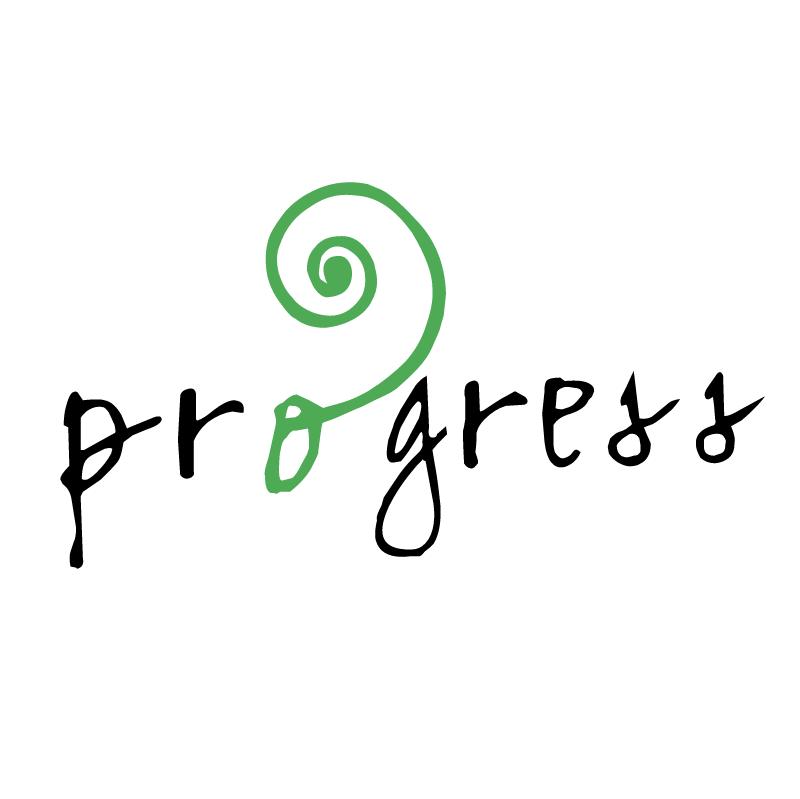 Progess vector logo