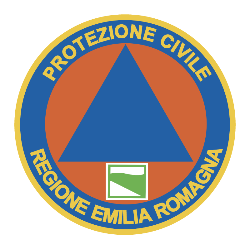 Protezione Civile Emilia Romagna vector