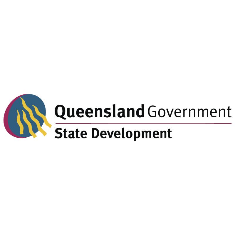 Queensland Government vector