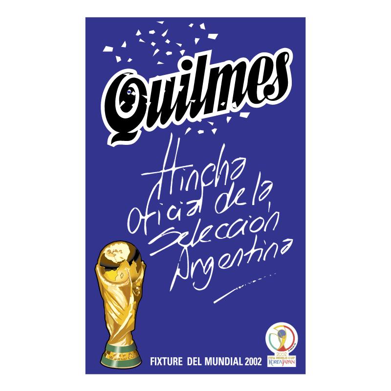 Quilmes FIFA 2002 vector