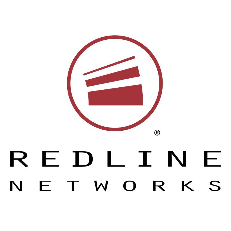Redline Networks vector logo