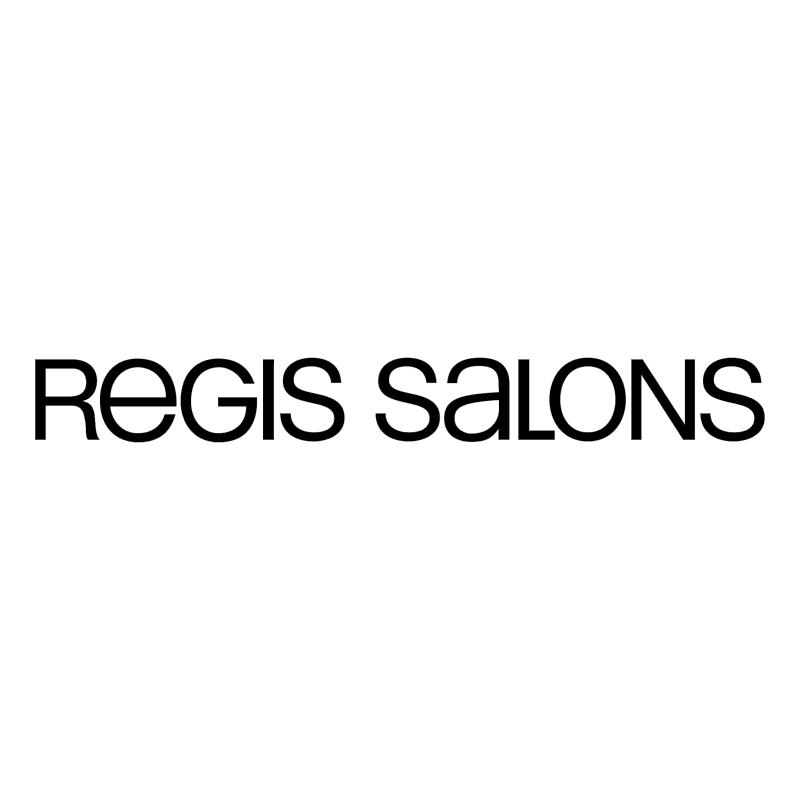 Regis Salons vector