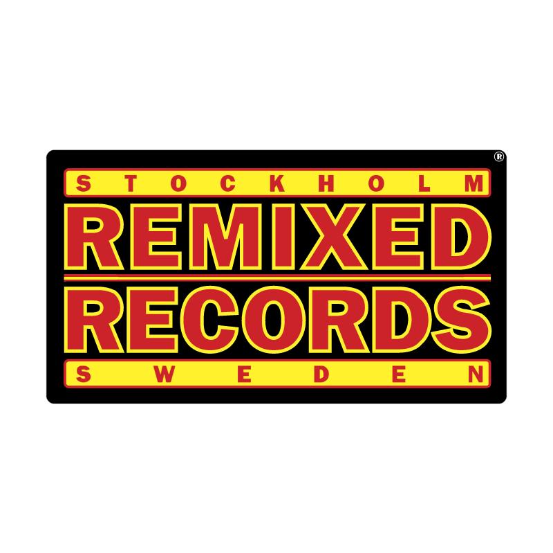 Remixed Records vector