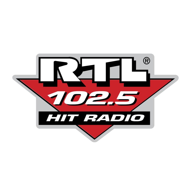 RTL 102 5 vector