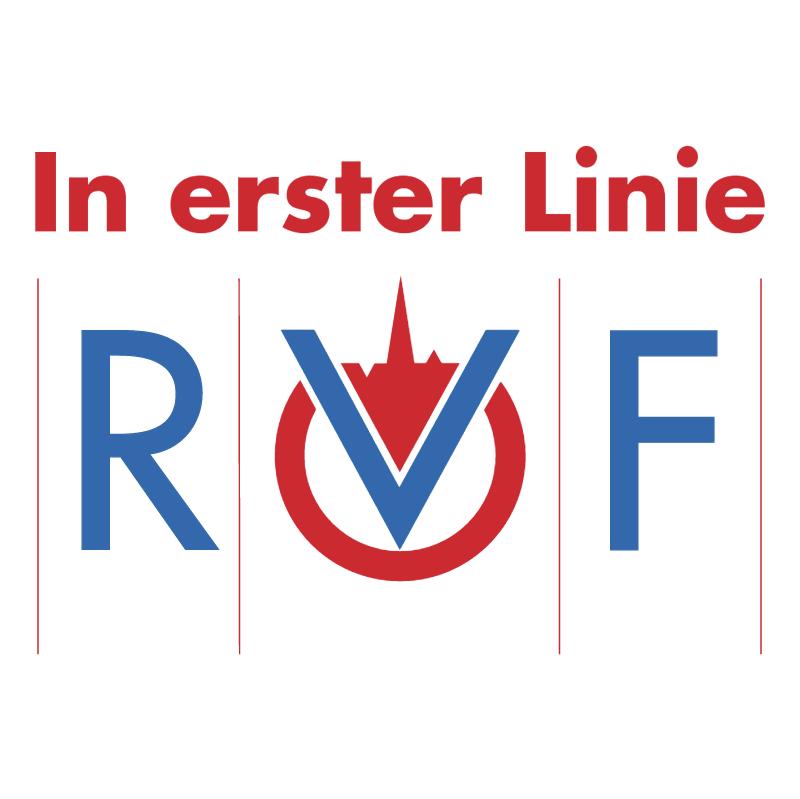 RVF vector logo