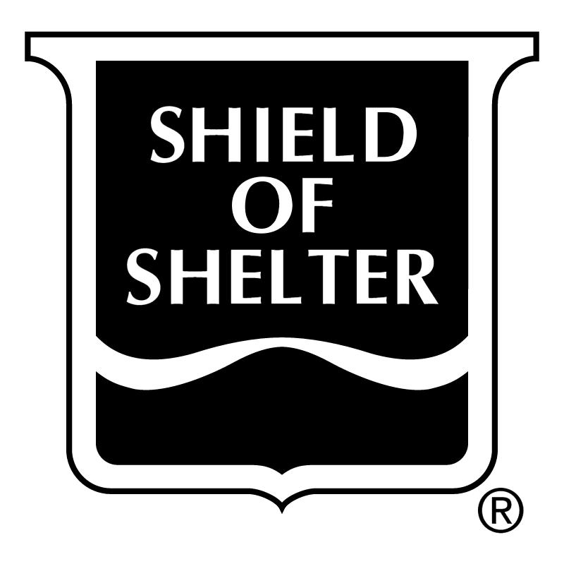 Shield Of Shelter vector