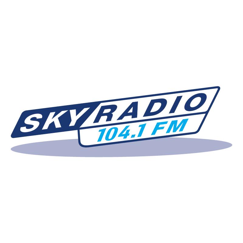 Sky Radio 104 1 FM vector