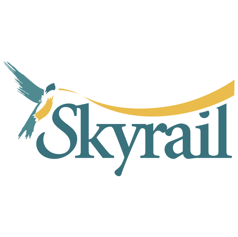 Skyrail vector