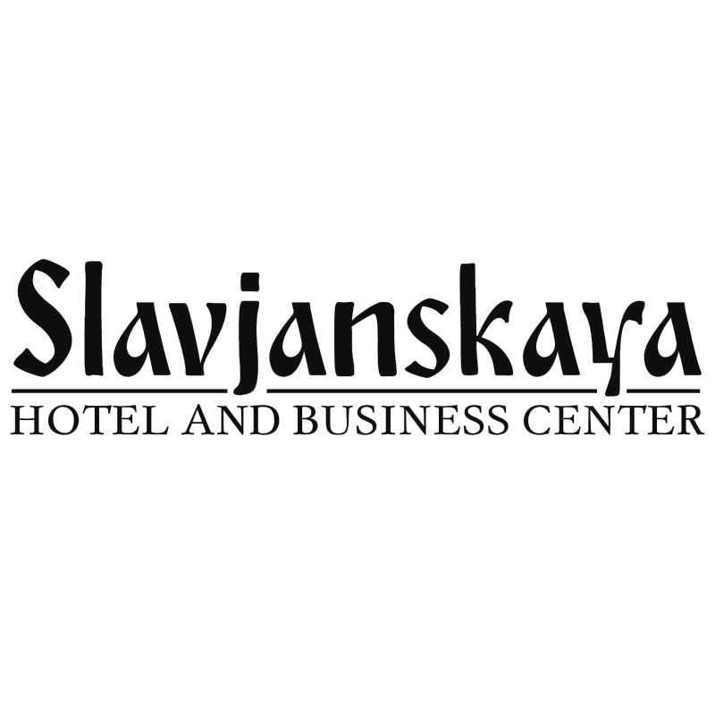 Slavjanskaya Hotel vector