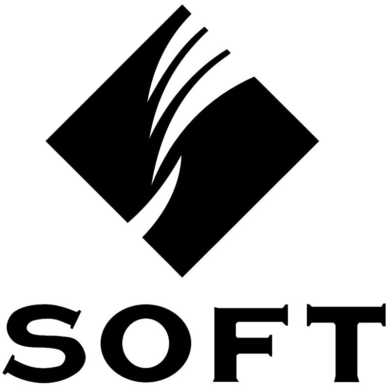 Soft vector logo