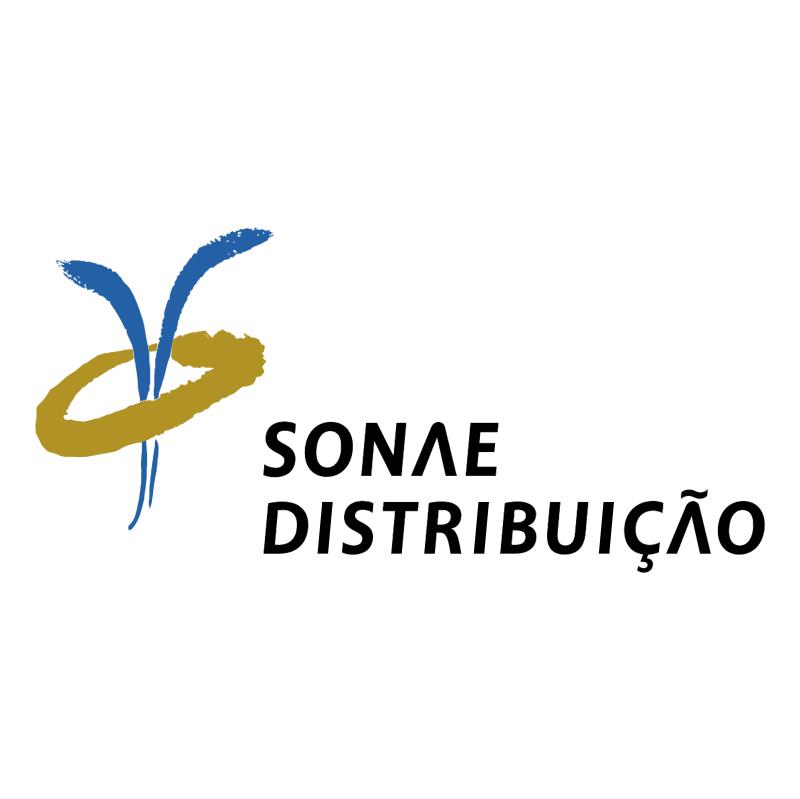 Sonae Distribuicao vector logo